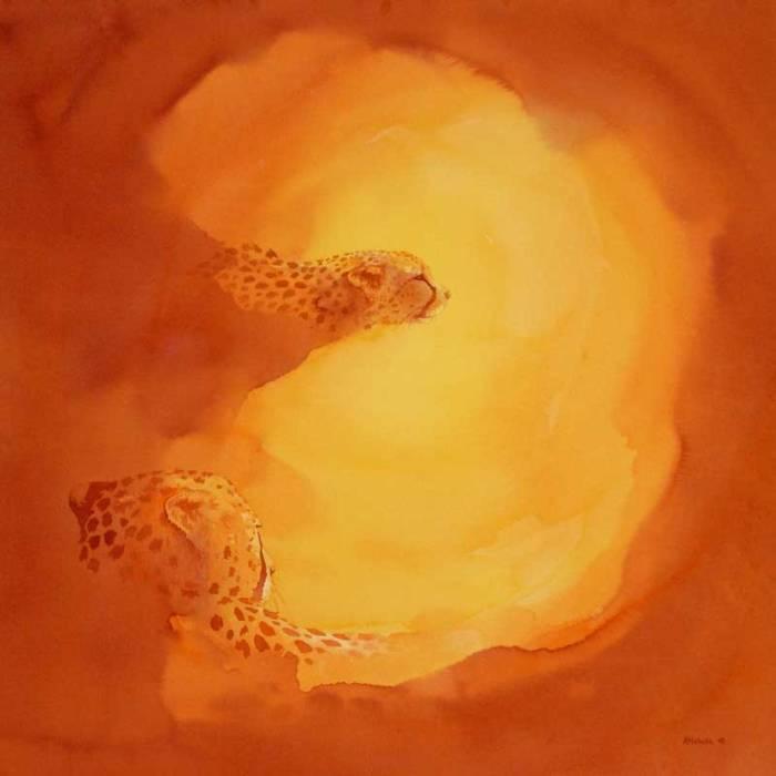 Sun Spots by Alison Nicholls © 2012