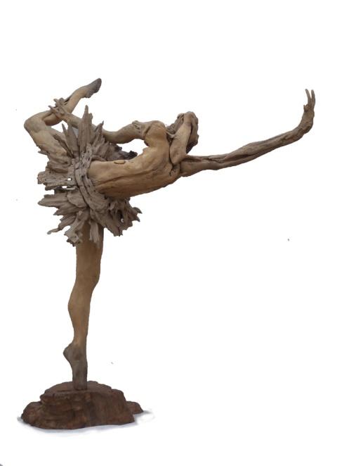 Ballerina by Tony Fredriksson