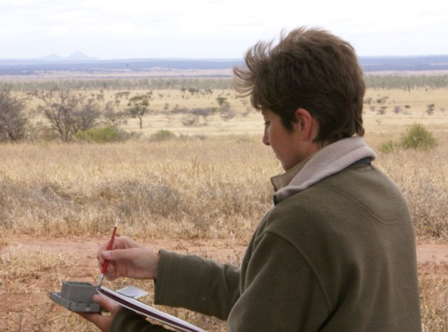 Alison-Nicholls in Tanzania