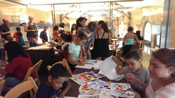 Family Diabetes Day at the Bronx Zoo with The Children's Hospital at Montefiore